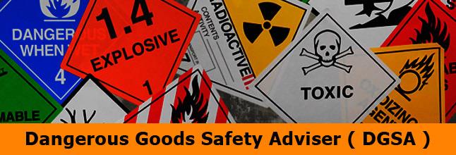 Dangerous Goods Safety Adviser