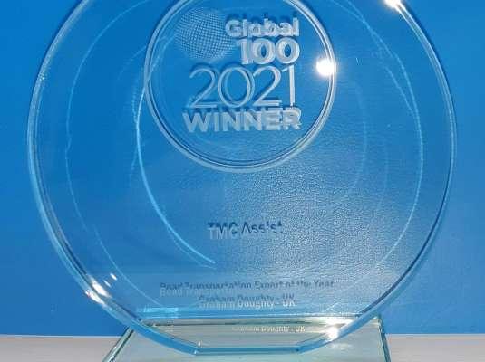 Global 100_2021 Award